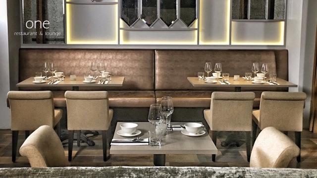 One restaurant & lounge