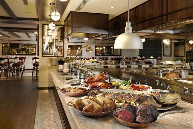 Silk Road Feast 絲路宴餐廳-The Westin Taipei 台北威斯汀六福皇宮