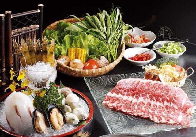 港式海鮮火鍋餐廳 - 高雄漢來大飯店
