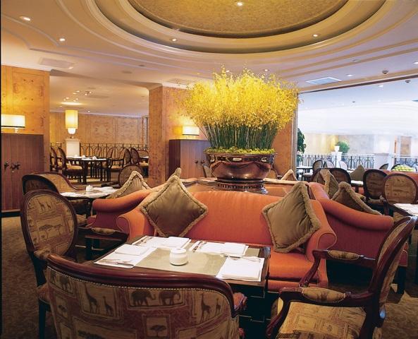 茶苑-台北君悅酒店 Grand Hyatt Taipei