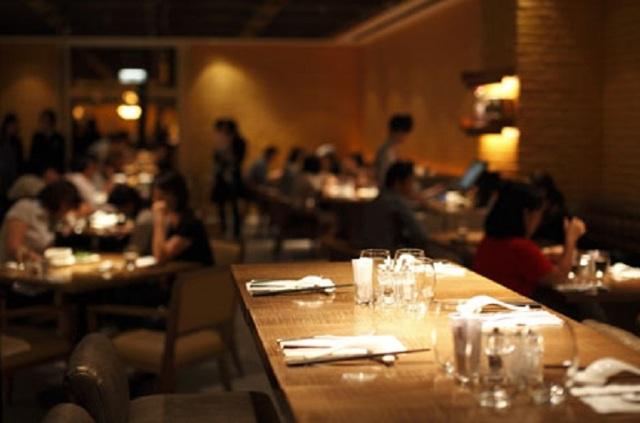 分享餐廳 We Share Everything Dining Area