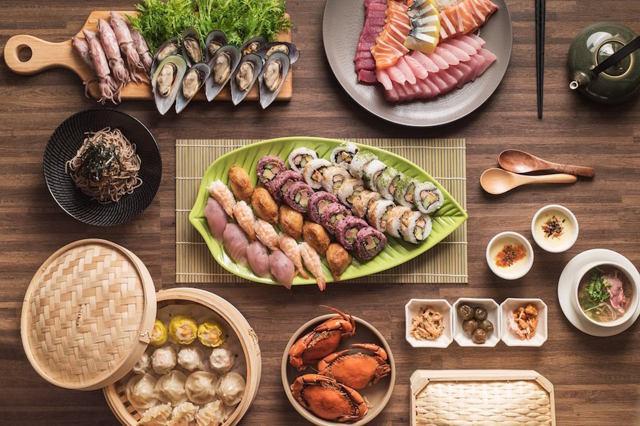 漢來海港餐廳-敦化店 (台北敦化SOGO 6F)