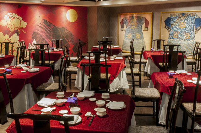 王朝餐廳-台北凱撒大飯店