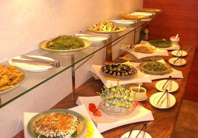 聖華宮素菜餐廳(美術館店)