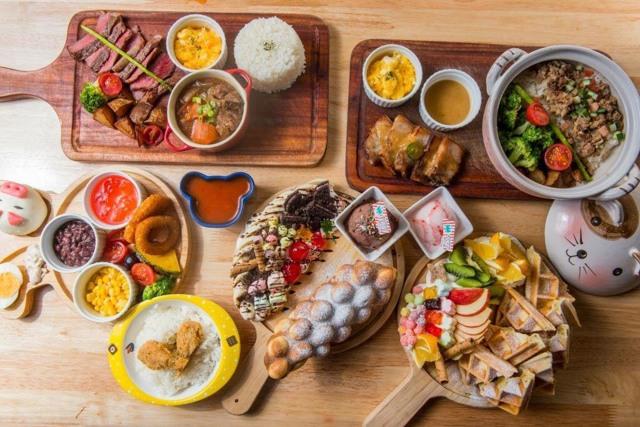 夢工場親子主題餐廳   24小時線上餐廳訂位   EZTABLE 簡單桌 - 預訂美好用餐時光